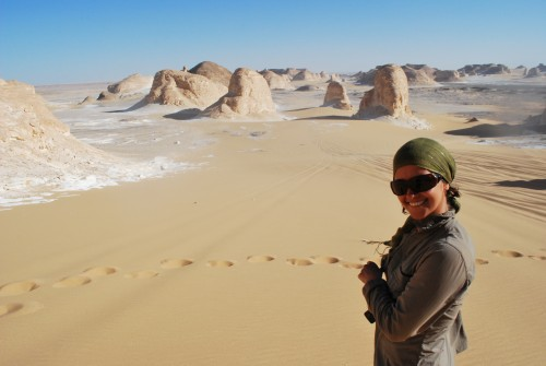 Valley of Agabat, Western Desert