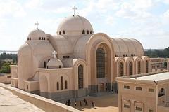 Wadi El-Natroun Monastery