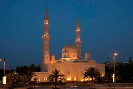 La Mezquita Jumeirah.