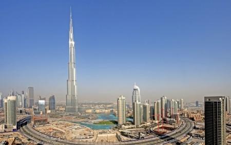 Тур в Дубай и Бурдж Халифа