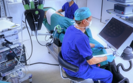 Gastroscopy Procedure