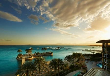 Marriott Beach Resort, Red Sea