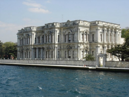 Beylerbeyi Palace on the Bosphorus