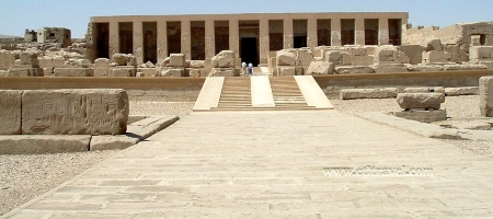 Abydos Temple, Upper Egypt