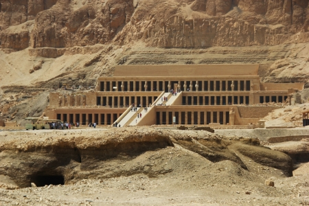 Hatshepsut Temple, West Bank