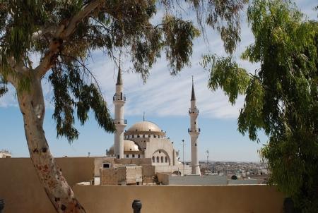 Madaba in Jordanien