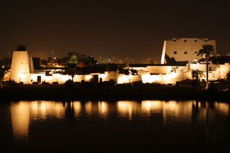Sound and Light Show, Karnak Temple