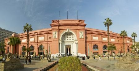 Museo Egipcio, Egipto