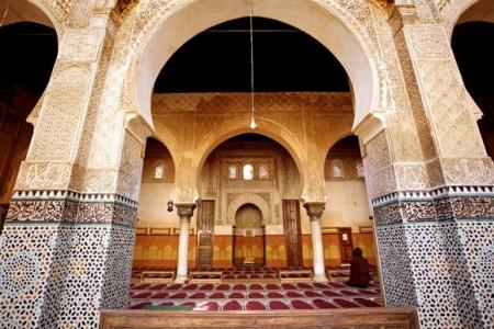 Bou Anania Medrasa in Fez