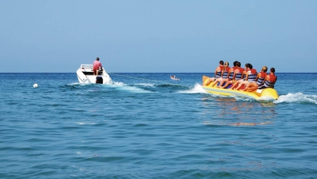 Banana Boat in Sharm