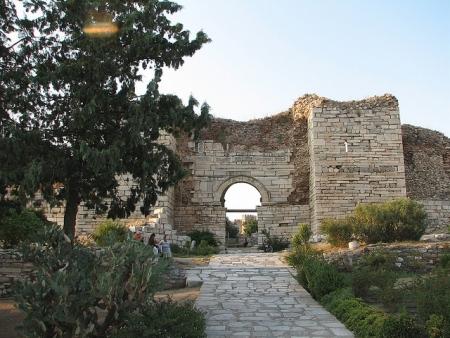 El templo de Artemis