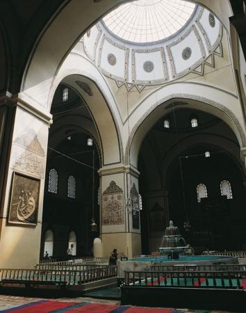 Bursa - Green Mosque