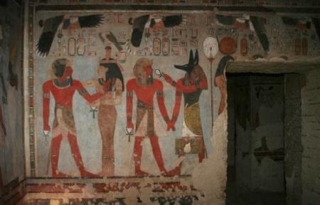Die Geschichte von Luxor