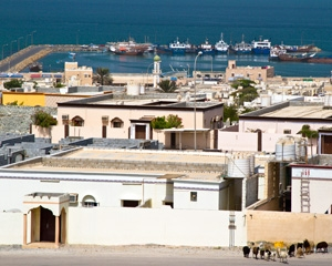 Masirah Island of Oman