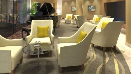Le Meridien Cairo Airport Lounge