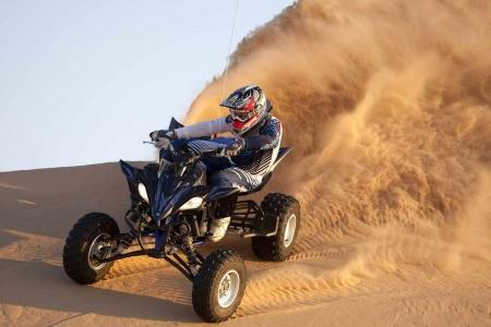Quad nel Deserto di Hurghada