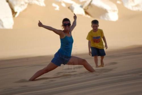 Safari por Egipto