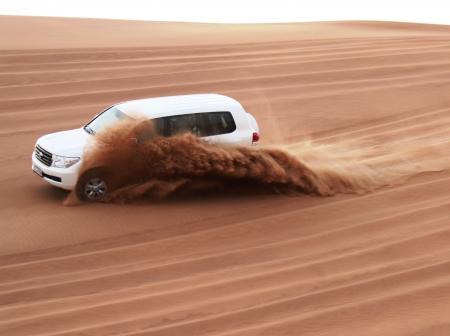 Safari nel Deserto di Abu Dhabi