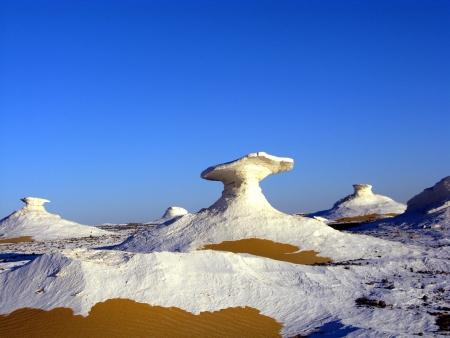 Il Deserto Bianco dell'Egitto
