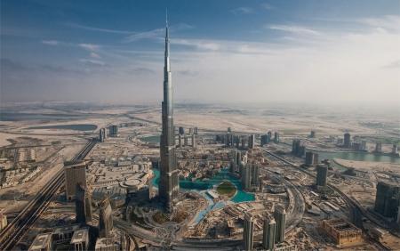 世界一高いビル『バージュ・カリファ』