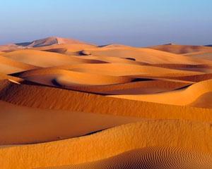 Ramlat Tawq of Oman
