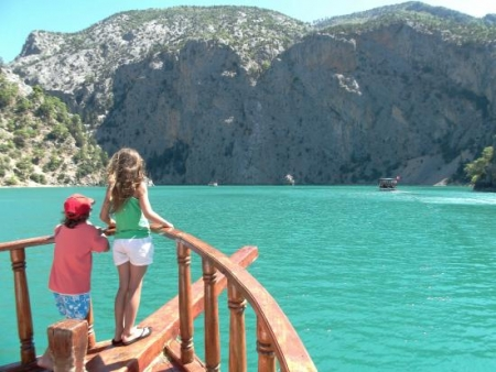 Trip by Boat in Antalya