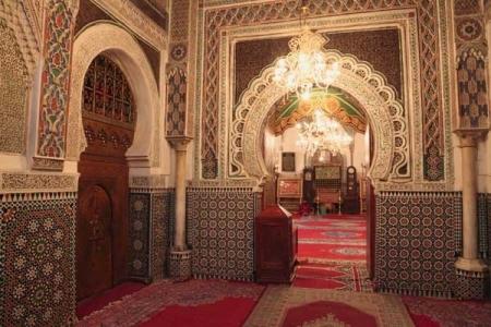 Mausoleo Moulay Idriss