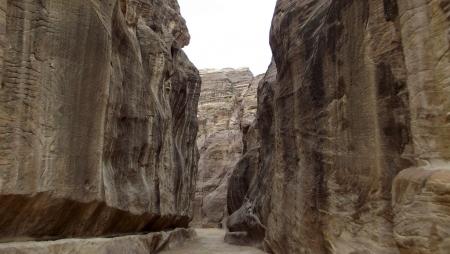 Al Siq di Petra