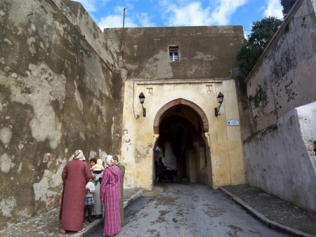 Portões -Tanger - Marrocos