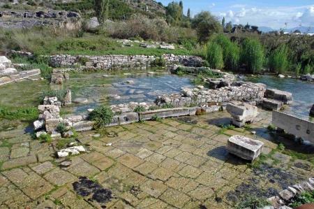 Antalya - Limyra of Turkey