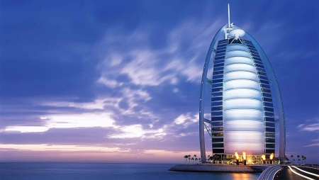 Dia 2: Burj Al Arab, Dubai