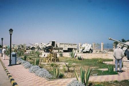 Al Alamein Museum, Alexandria