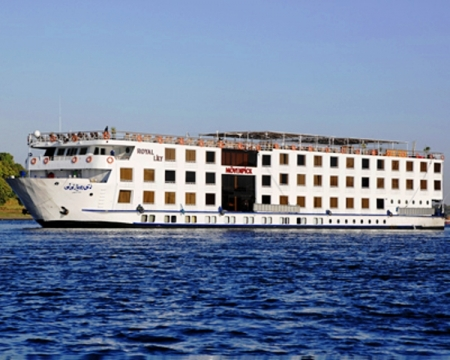 Movenpick Royal Lily Nile Cruise Exterior