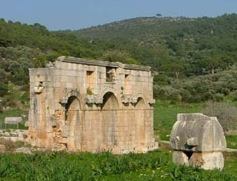 Patara of Turkey