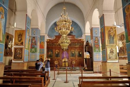La Chiesa Greco-Ortodossa di San Giorgio
