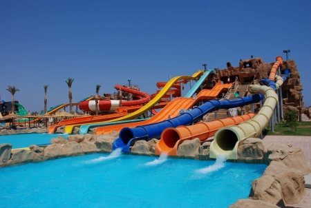 Hurghada Aqua Park Experience