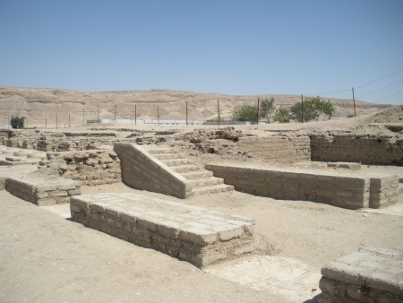 Tell El Amarna Tombs