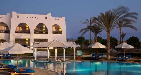 Hilton Marsa Alam Nubian Resort Over View