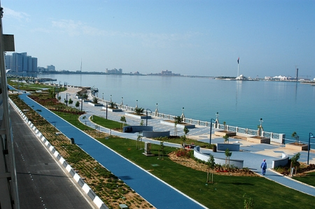 Cornish Road, Abu Dhabi