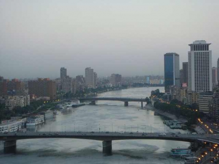 Downtown Cairo Nile View