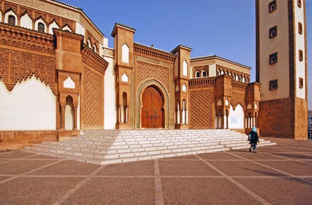 La Grande Moschea, Agadir