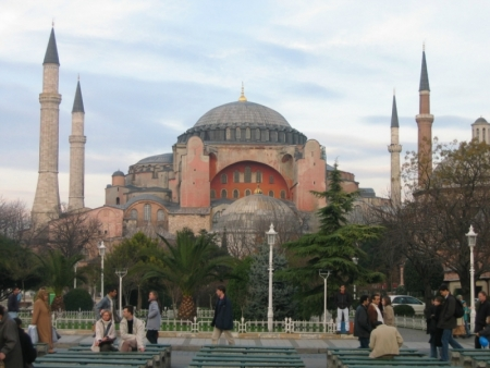 New Year Vacation in Turkey
