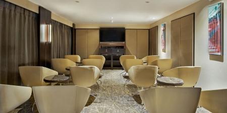 Oberoi Philae Luxury Nile Cruise Theatre