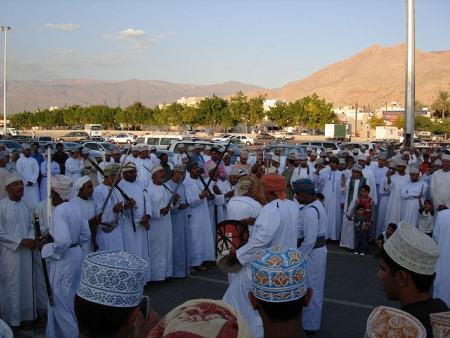 Celebration Eid Dance