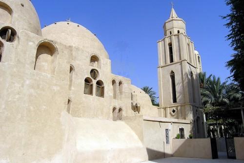 Monastery of Saint Macarius in Wadi El Natrun