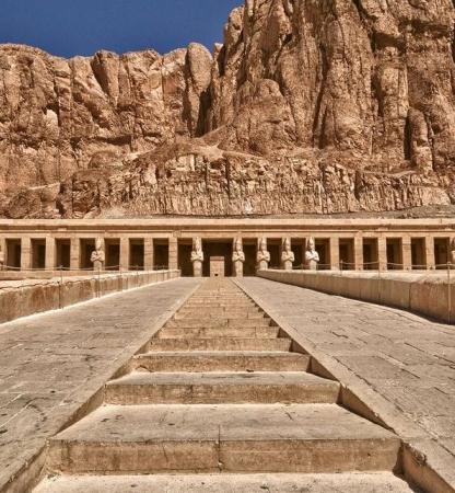 Templo Hatshepsut, Luxor