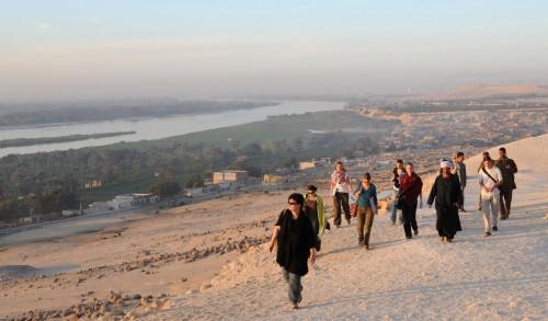 Beni Hassan Tombs, El Minya