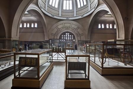 Museo Egizio delle Antichità del Cairo