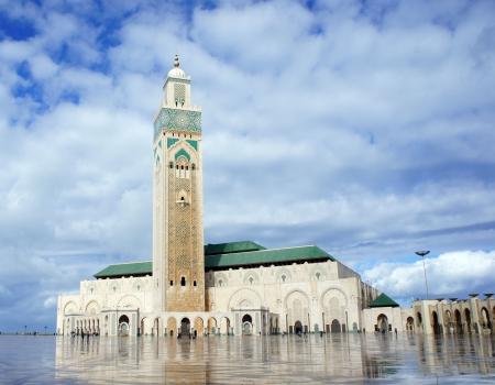 Moschea di Hassan II, Casablanca