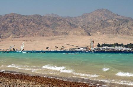 View of Dahab